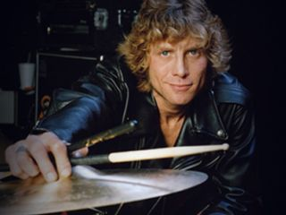Adler itching for another shot at being the drummer in GN R