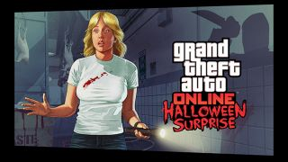 GTA V s Online mode is getting the Halloween treatment