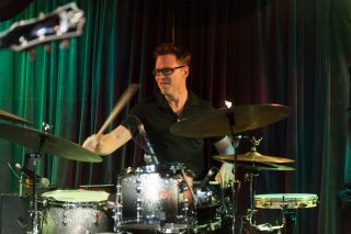 Thanks to Drumeo, at Drum Expo 2014 you'll find a Stanton Moore video lesson