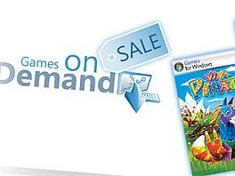 Games on Demand service launches for PC