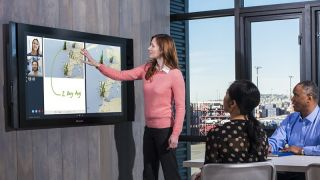 Surface Hub gets new price and shipping date from Microsoft