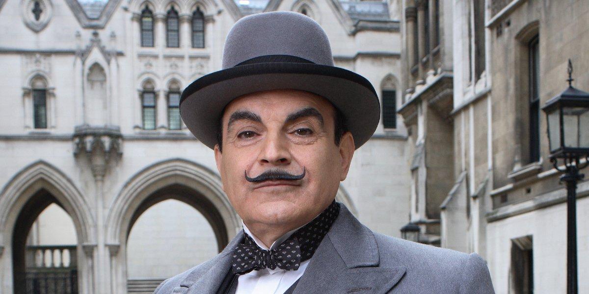 David Suchet on Agatha Christie's Poirot