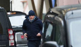 Woody Harrelson runs riot in London