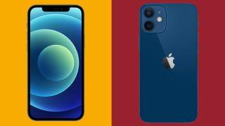 iPhone 12 vs iPhone 12 mini
