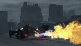 Batmobile Mod