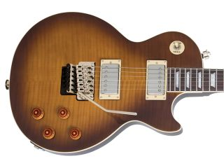An affordable Floyd-equipped Les Paul?