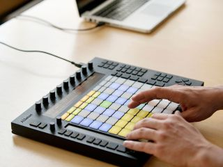 9 of the best ableton live midi controllers musicradar. Black Bedroom Furniture Sets. Home Design Ideas