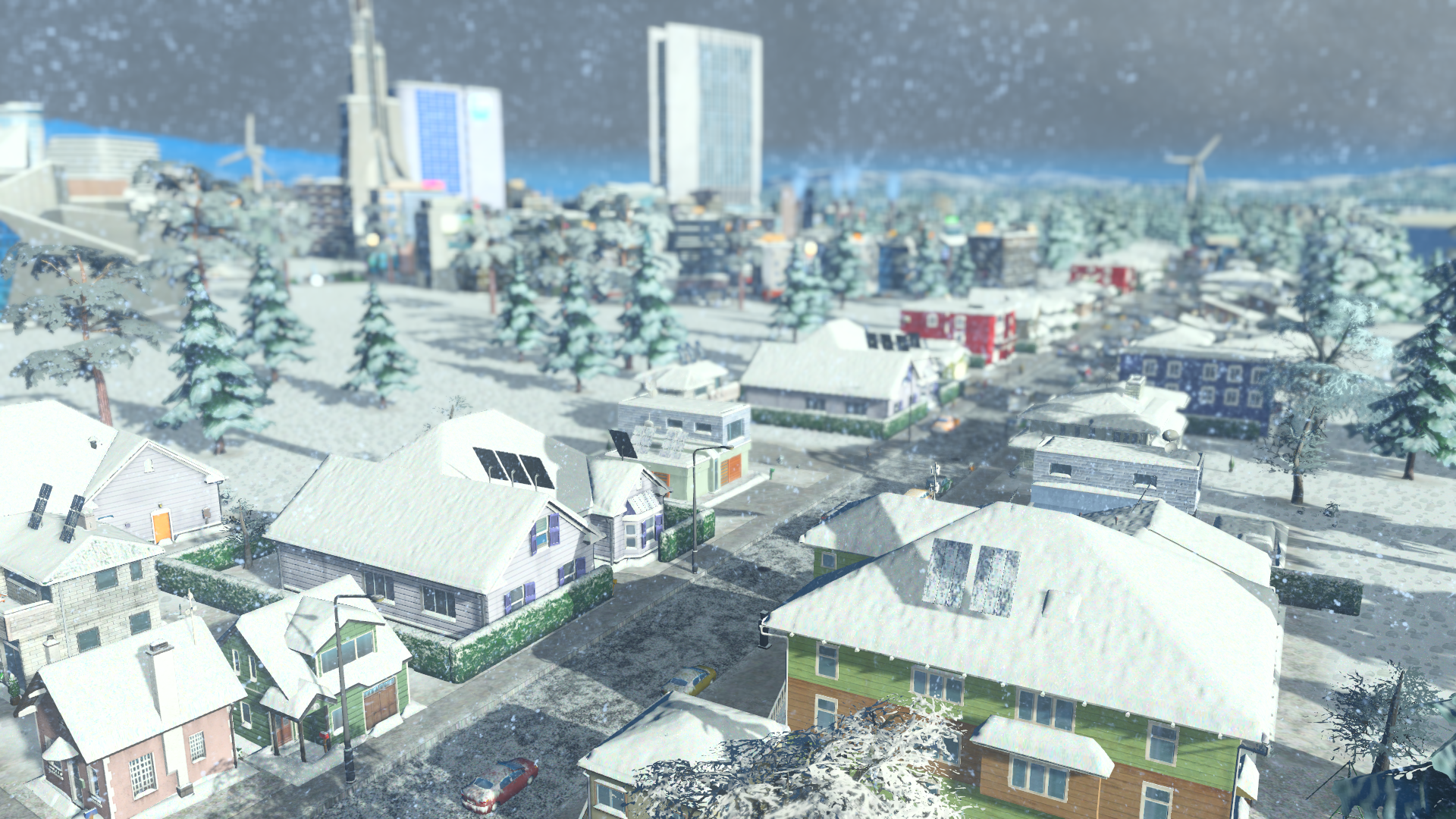 Cities: Skylines - Snowfall review | PC Gamer