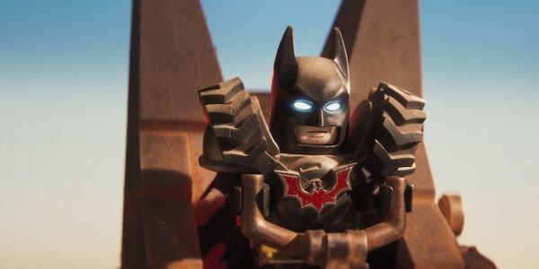 LEGO Batman in LEGO Movie 2