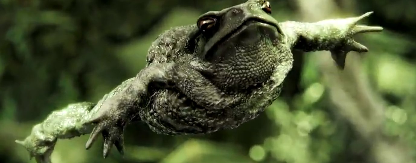 CryEngine 3 tech demo video shows top secret toad