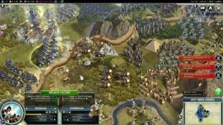 how to set up a scenario in civ 5