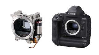 Set up your Canon EOS camera for silent shooting