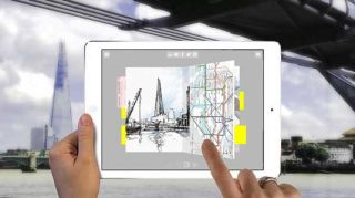 Free app aims to redefine the sketchbook