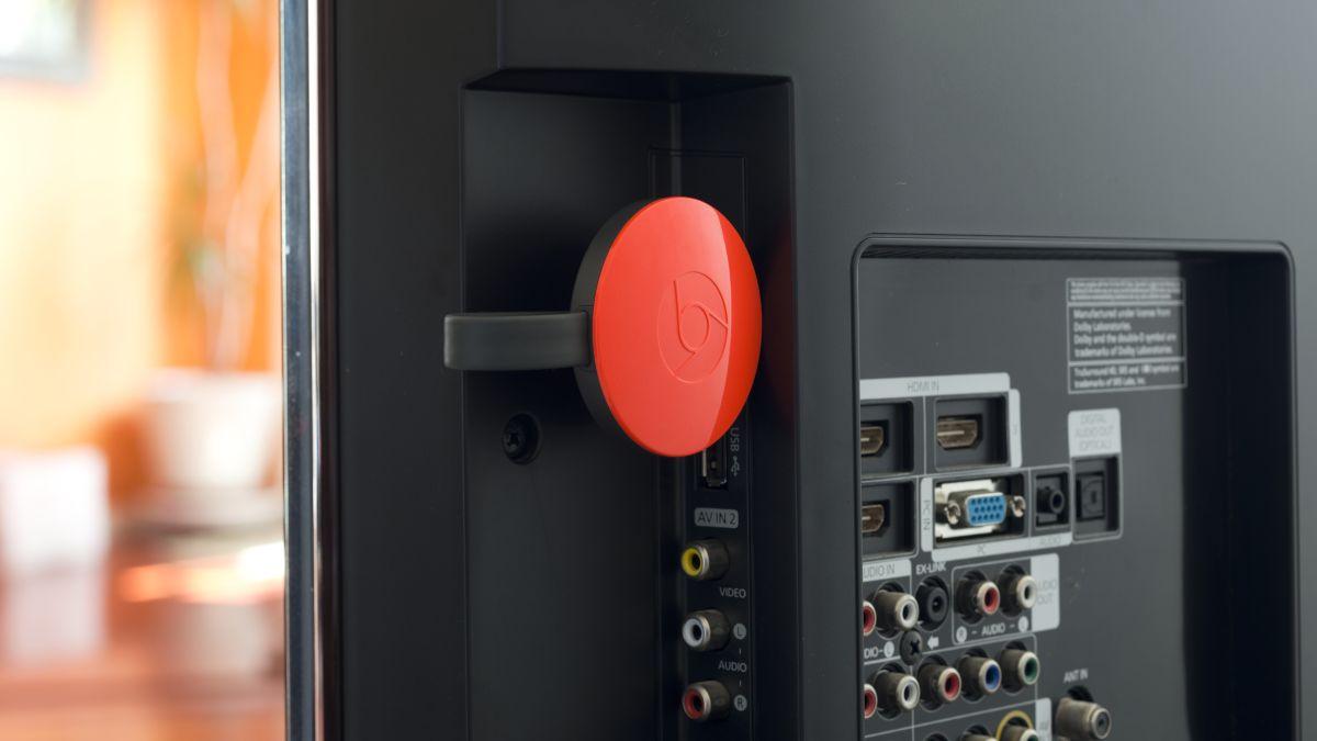 Chromecast Review Techradar