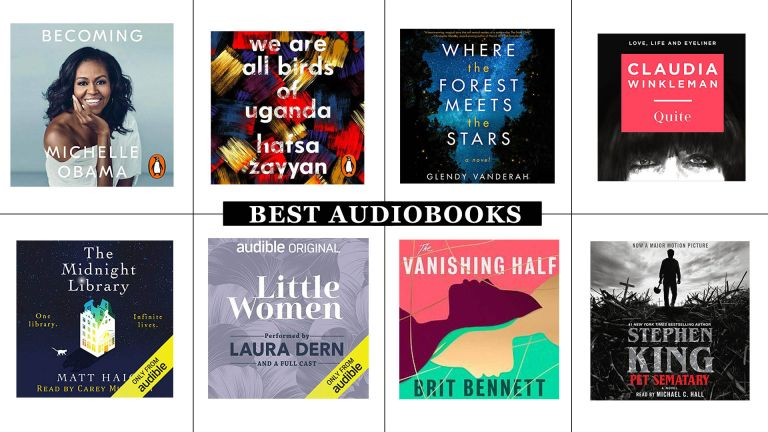 w&h selection of the best audiobooks