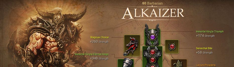 Alkaizer is first player in the world to hit level 100 in Diablo 3's