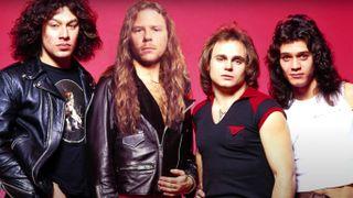 Vna Halen and Metallica mashup