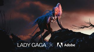 Lady Gaga issues $10,000 Adobe challenge