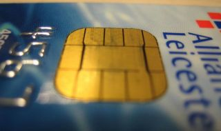 Credit card chip