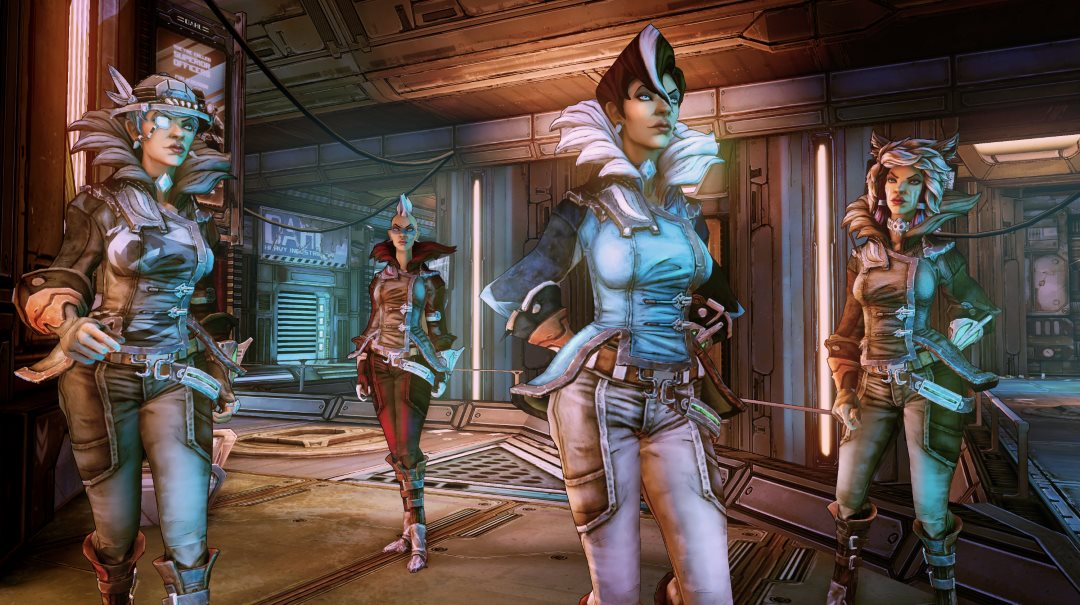 Borderlands: The Pre-Sequel update causing crashes | PC Gamer