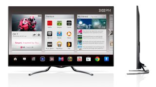 LG to unveil new Google TV sets at CES 2013