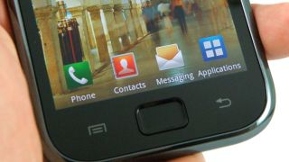 Samsung Galaxy S gets Ice Cream Sandwich features