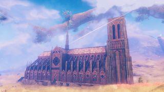 Valheim Notre Dame cathedral