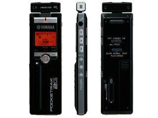 The Pocketrak 2G is slim and lightweight