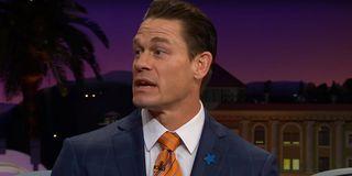 John Cena The Late Late Show With James Corden CBS