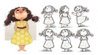 Learn character design secrets with these inspirational books