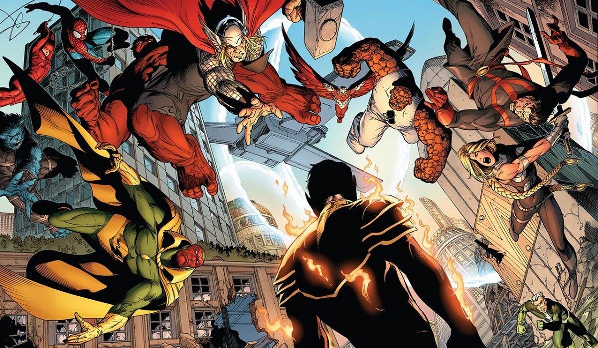 Namor Marvel Comics