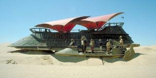 Star Wars Jabba Barge