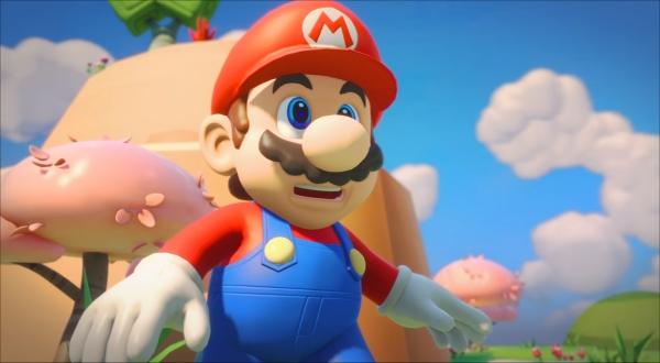 Mario + Rabbids: Kingdom Battle Looks Just As Bizarre, And