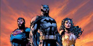 superman batman wonder woman dc comics