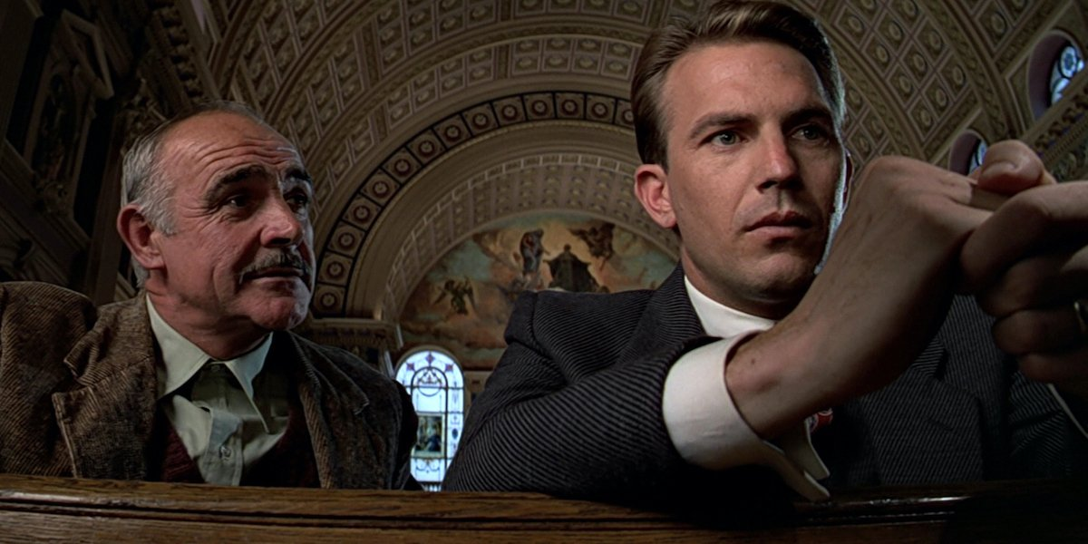 Kevin Costner Pays Tribute, Talks Working With Sean Connery In The Untouchables Following Bond Star's Passing
