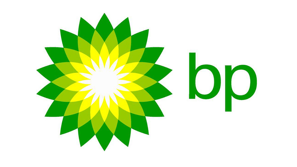 Logo design: BP