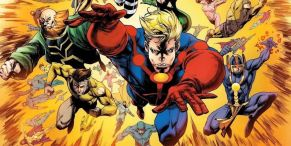 Marvel's Eternals Leaked Image Shows The Team Assembled