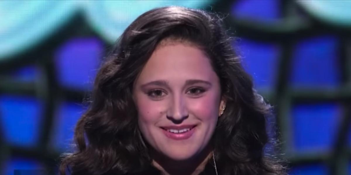 American Idol star Avalon Young screenshot