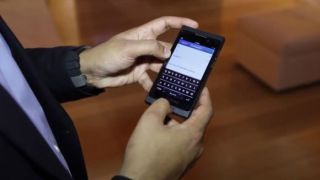BlackBerry 10 keyboard innovations