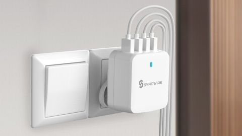 usb wall charger 4 port