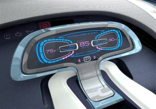 OLEDs - powering our driving infotainment needs