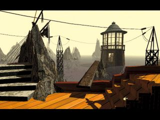 Myst screen