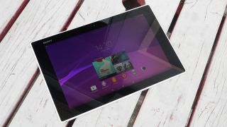 Xperia Z2 tablet