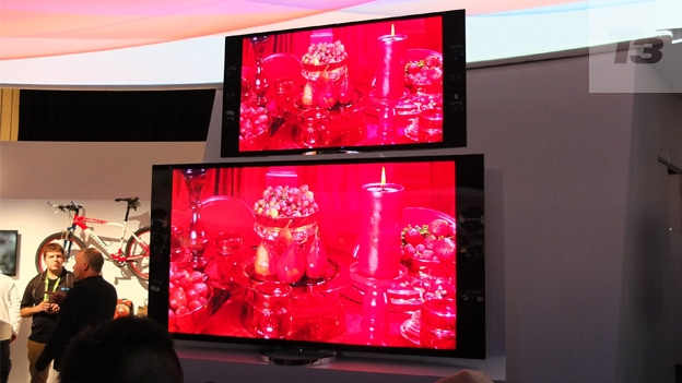 Sony 65-inch and 55-inch 4K TVs preview | T3