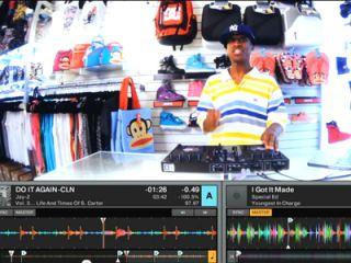 DJ Dummy takes Kontrol.