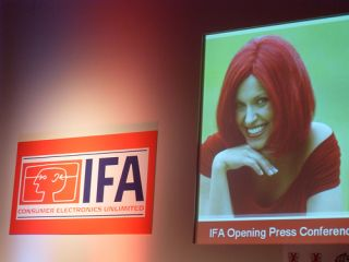It's Miss IFA. Again! For the third year in a row...
