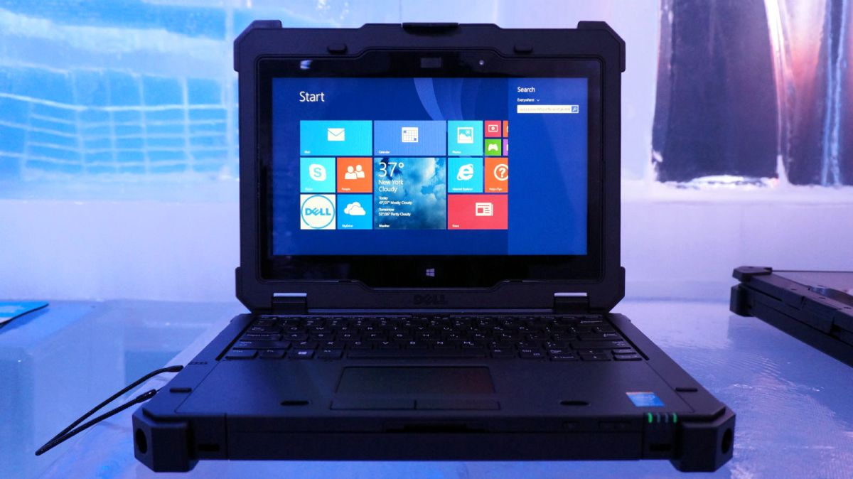 Dell Latitude 12 Rugged Extreme Hands On Review