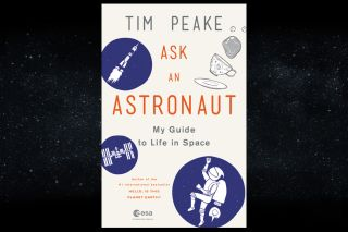 Ask an Astronaut book cover