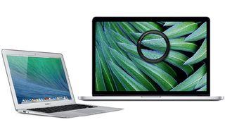 Apple Macbook Pro 2013 and Macbook Air 2013