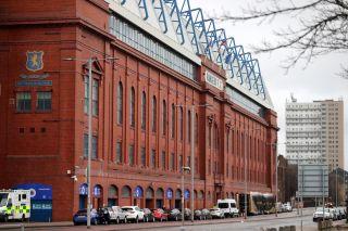 Rangers v Hibernian – Scottish Premiership – Ibrox Stadium